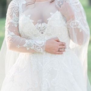 Dresses & Skirts - Hayley by Hayley Paige wedding gown